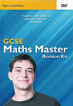 picture of GCSE Maths Master Higher Revision DVD
